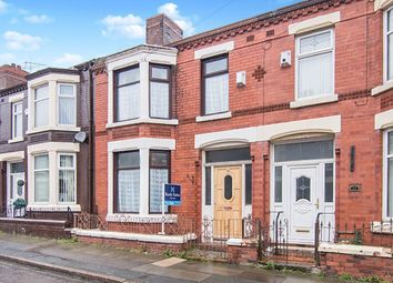 Thumbnail 3 bed terraced house for sale in Clapham Road, Liverpool