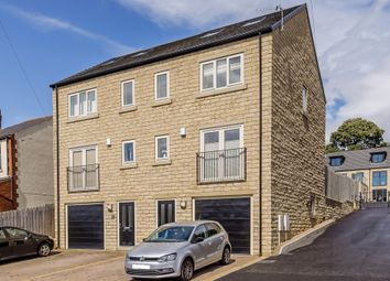Thumbnail 4 bed semi-detached house for sale in South View, New Road, Barnsley