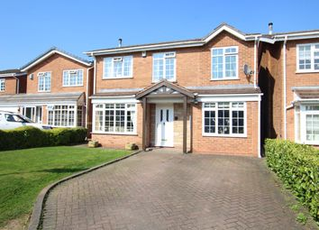 Thumbnail 5 bed detached house for sale in Worcester Close, Sutton Coldfield
