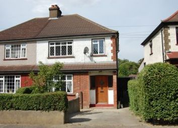 Thumbnail 3 bedroom terraced house to rent in Hall Road, Gravesend