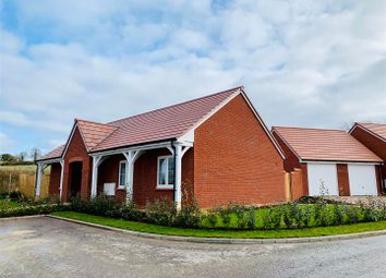 Thumbnail 3 bed detached bungalow for sale in Tadpole Garden Village, Tadpole Garden Village, Swindon