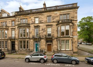 Thumbnail 2 bed flat for sale in Buckingham Terrace, West End, Edinburgh