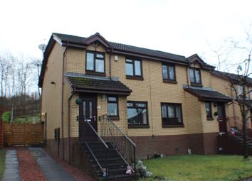 Thumbnail 3 bed semi-detached house for sale in Cumnock Road, Glasgow