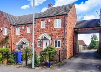 Thumbnail 2 bed end terrace house for sale in Raynald Road, Sheffield
