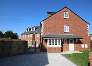Thumbnail 4 bed semi-detached house for sale in Canning Street, Hinckley