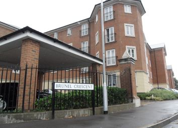 Thumbnail 2 bedroom flat to rent in Brunel Crescent, Swindon
