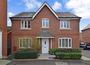 Thumbnail 3 bedroom detached house for sale in City Fields Way, Tangmere, Chichester, West Sussex