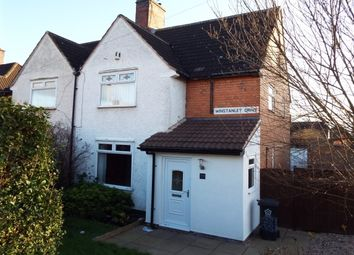 Thumbnail 3 bedroom semi-detached house to rent in Winstanley Drive, Leicester