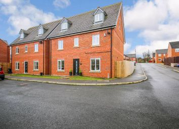 Thumbnail 5 bed detached house for sale in Hartley Green Gardens, Billinge, Wigan