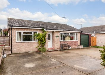 Thumbnail 1 bedroom detached bungalow for sale in St. Johns Way, Feltwell