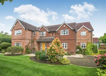 Thumbnail 4 bed detached house for sale in School Lane, Over Alderley, Macclesfield, Cheshire