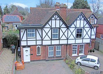 Thumbnail 3 bed semi-detached house for sale in Faversham Road, Kennington, Ashford