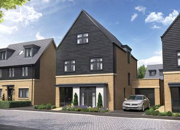 Thumbnail 4 bed detached house for sale in Charlton Court, Reading Road, Wantage