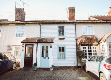 Thumbnail 2 bed terraced house for sale in Sutton Street, Bearsted, Maidstone