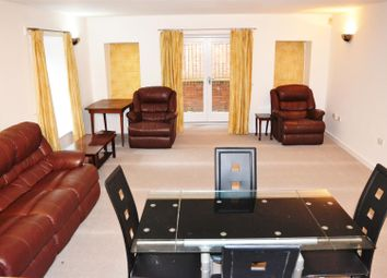 Thumbnail 3 bedroom flat to rent in Ellerslie Court, Upper Park Road, Manchester