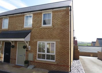 Thumbnail 2 bed semi-detached house for sale in Cabot Road, Yeovil