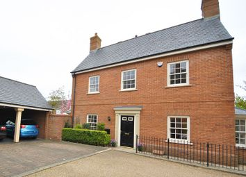 Thumbnail 3 bed detached house for sale in Bakers Mews, Tarleton, Preston, Lancashire.