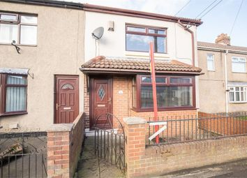 Thumbnail 2 bed terraced house for sale in East View, Wheatley Hill, Durham