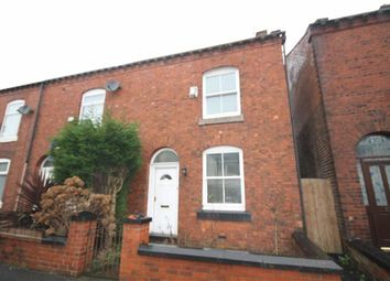 Thumbnail 2 bed end terrace house to rent in Ashton Road East, Failsworth, Manchester