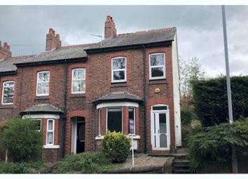Thumbnail 2 bed end terrace house for sale in Bridge Lane, Frodsham