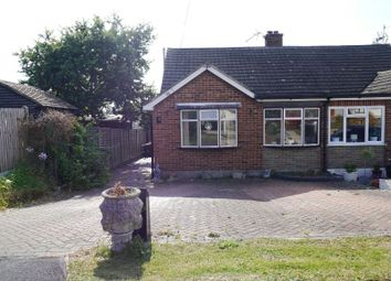 Thumbnail 4 bed semi-detached house for sale in Highlands Road, Bowers Gifford, Basildon