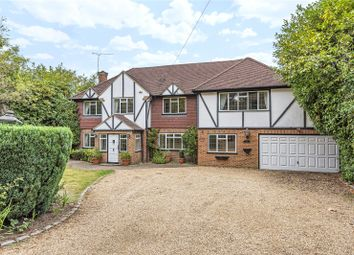 Thumbnail 5 bed detached house to rent in Springfield Road, Camberley, Surrey