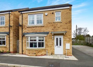 Thumbnail Detached house for sale in Beaumont Court, Pegswood, Morpeth