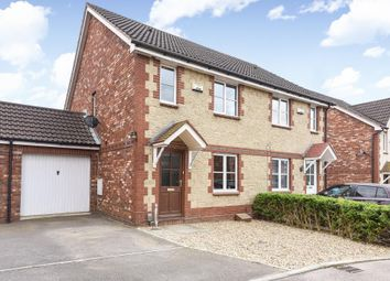 Thumbnail 3 bedroom semi-detached house for sale in Hyacinth Walk, Greater Leys, Oxford