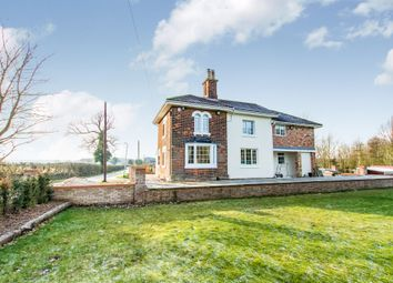 Thumbnail 4 bed detached house for sale in Main Street, Authorpe, Louth
