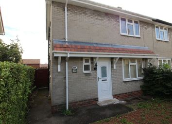Thumbnail 2 bed semi-detached house for sale in Waltham Close, Darlington
