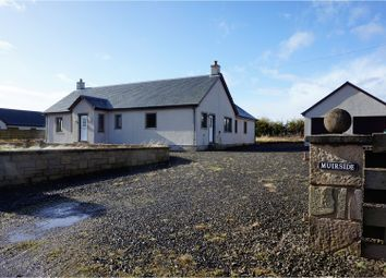 Thumbnail 5 bed detached bungalow for sale in Lintrose, Coupar Angus