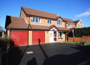 Thumbnail 4 bed detached house for sale in High Street, Newchapel, Stoke-On-Trent