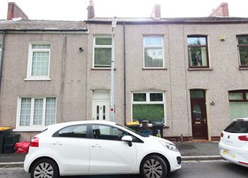 Thumbnail 3 bedroom terraced house for sale in Power Street, Newport