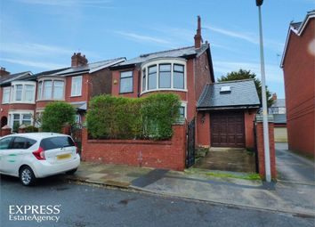 Thumbnail 5 bed detached house for sale in Dutton Road, Blackpool, Lancashire