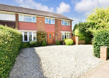 Thumbnail 5 bed semi-detached house for sale in Lower Road, Teynham, Sittingbourne, Kent