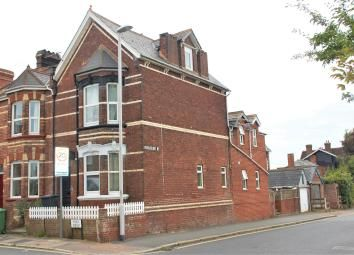 Thumbnail 1 bedroom flat for sale in Park Road, Exeter
