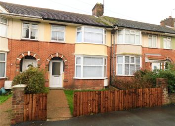 Thumbnail 3 bed terraced house for sale in Brooklyn Road, Harwich, Essex