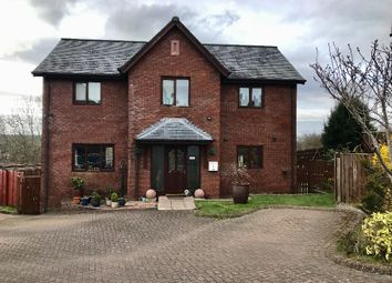 Thumbnail 4 bed detached house for sale in Walby Garth, Langwathby, Penrith