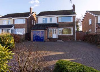 Thumbnail 4 bed detached house for sale in Sandown Crescent, Northwich, Cheshire