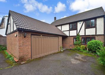 Thumbnail 4 bed detached house for sale in White Post Lane, Culverstone, Kent
