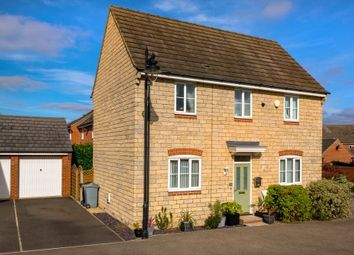 Thumbnail 3 bed detached house for sale in Coltsfoot Drive, Bourne