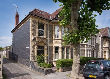 Thumbnail 4 bed terraced house for sale in Coldharbour Road, Westbury Park, Bristol