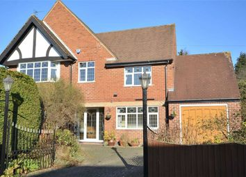 Thumbnail 5 bed detached house for sale in Windley Crescent, Darley Abbey, Derby