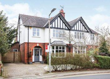 Thumbnail 4 bed semi-detached house for sale in Heyes Lane, Alderley Edge, Cheshire, Uk
