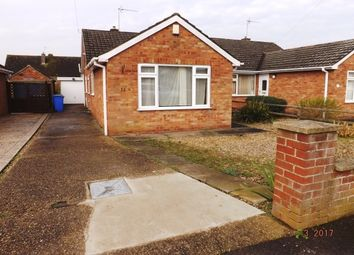 Thumbnail 2 bed semi-detached bungalow to rent in Winston Gardens, Boston