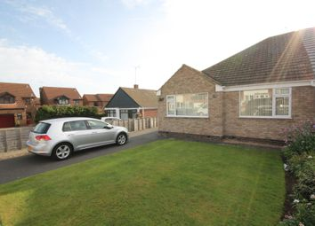 Thumbnail 2 bed semi-detached bungalow for sale in Harrow Road, Whitnash, Leamington Spa