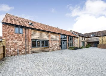 Thumbnail 3 bedroom barn conversion for sale in Seavington, Ilminster, Somerset