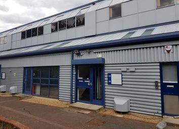 Thumbnail Office to let in Suite 15, Saffron Court, Southfields Industrial Estate, Laindon, Basildon, Essex