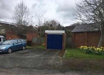 Thumbnail Parking/garage for sale in Garage, York Crescent, Aldershot, Hampshire