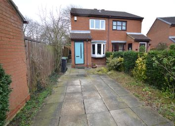 Thumbnail 2 bed semi-detached house for sale in Chantry Croft, Leeds, West Yorkshire